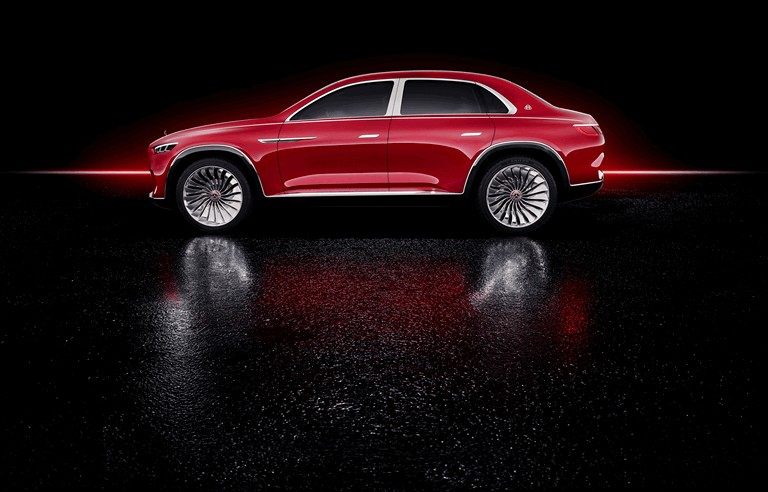 2018 Mercedes-Maybach Ultimate Luxury Vision 481661