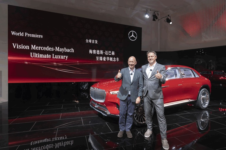2018 Mercedes-Maybach Ultimate Luxury Vision 481665