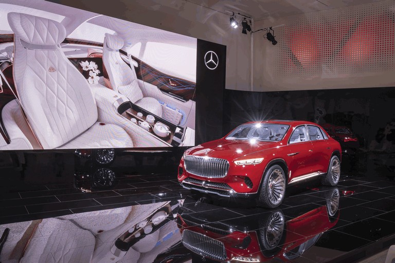 2018 Mercedes-Maybach Ultimate Luxury Vision 481672