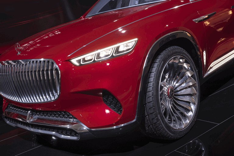 2018 Mercedes-Maybach Ultimate Luxury Vision 481678