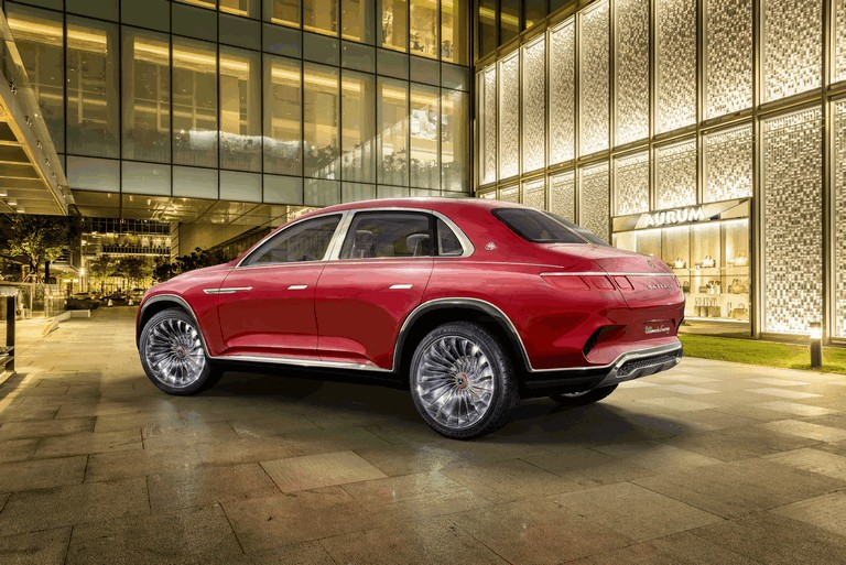 2018 Mercedes-Maybach Ultimate Luxury Vision 481680