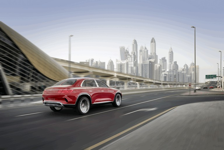2018 Mercedes-Maybach Ultimate Luxury Vision 481681