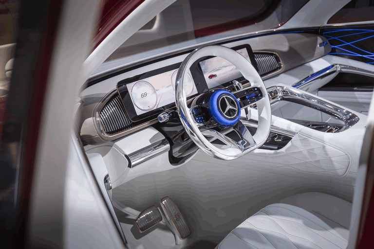 2018 Mercedes-Maybach Ultimate Luxury Vision 481691