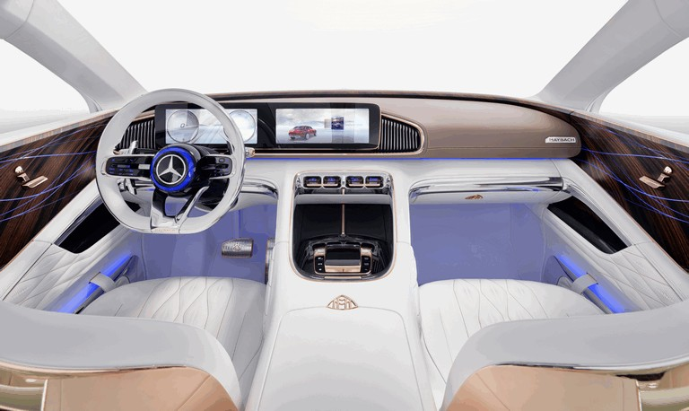 2018 Mercedes-Maybach Ultimate Luxury Vision 481695