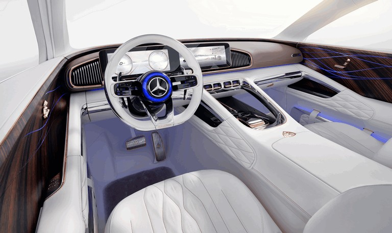 2018 Mercedes-Maybach Ultimate Luxury Vision 481697