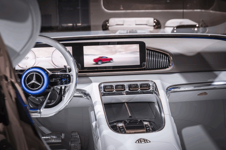 2018 Mercedes Maybach Ultimate Luxury Vision #481702 Best
