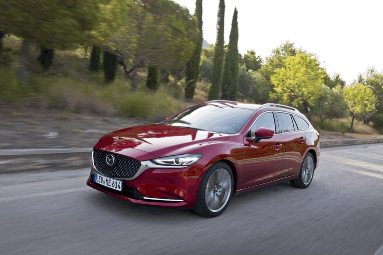2018 Mazda 6 wagon 488746