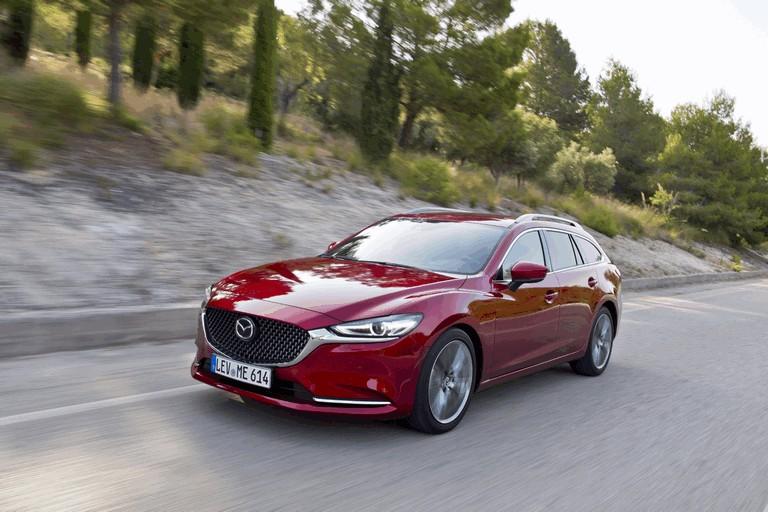 2018 Mazda 6 wagon 488747