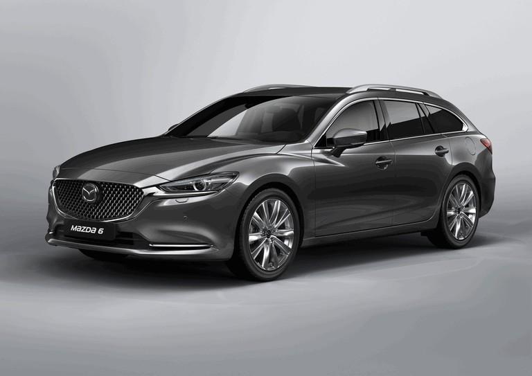 2018 Mazda 6 wagon 488828
