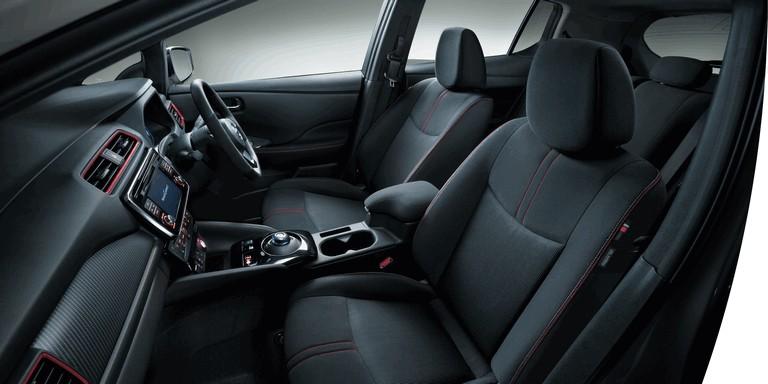2018 Nissan Leaf Nismo 489322