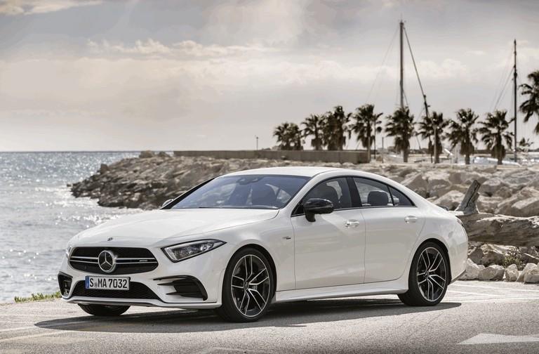 2018 Mercedes-AMG CLS 53 489396