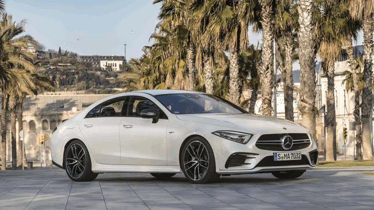 2018 Mercedes-AMG CLS 53 489400