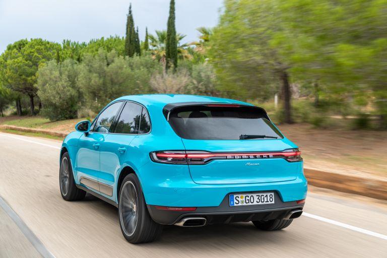 2018 Porsche Macan 520000