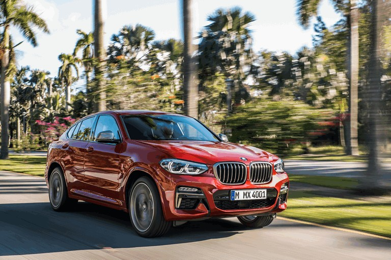 2018 BMW X4 - USA version 489816