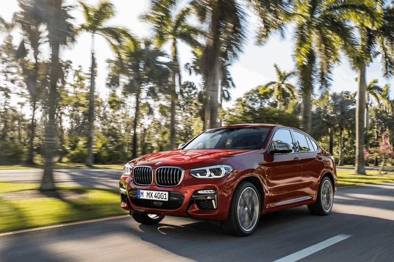 2018 BMW X4 - USA version 489817