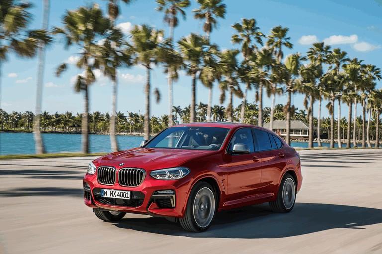 2018 BMW X4 - USA version 489819