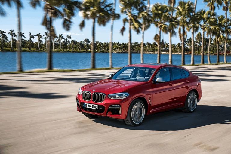 2018 BMW X4 - USA version 489820