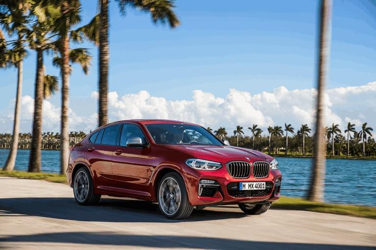 2018 BMW X4 - USA version 489821