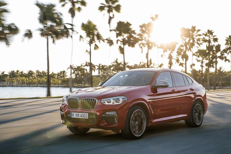 2018 BMW X4 - USA version 489822