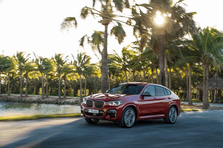 2018 BMW X4 - USA version 489823