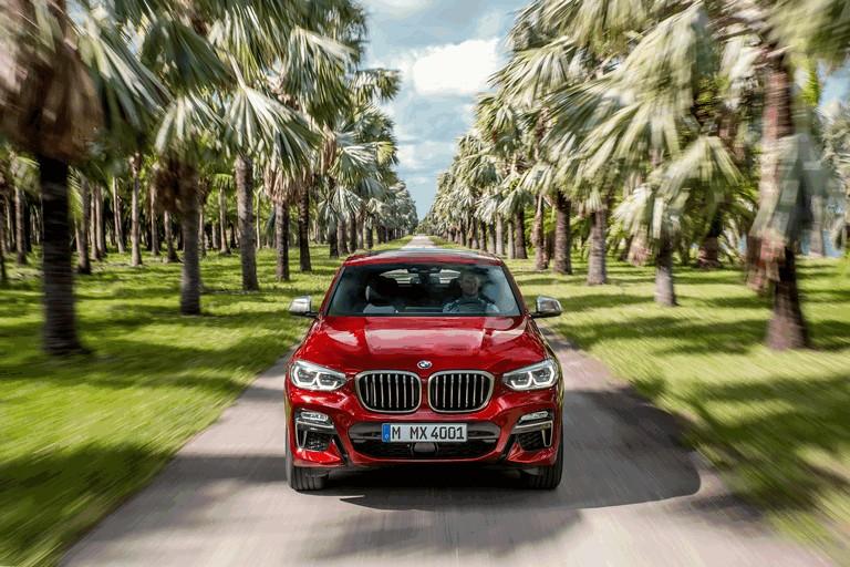 2018 BMW X4 - USA version 489824