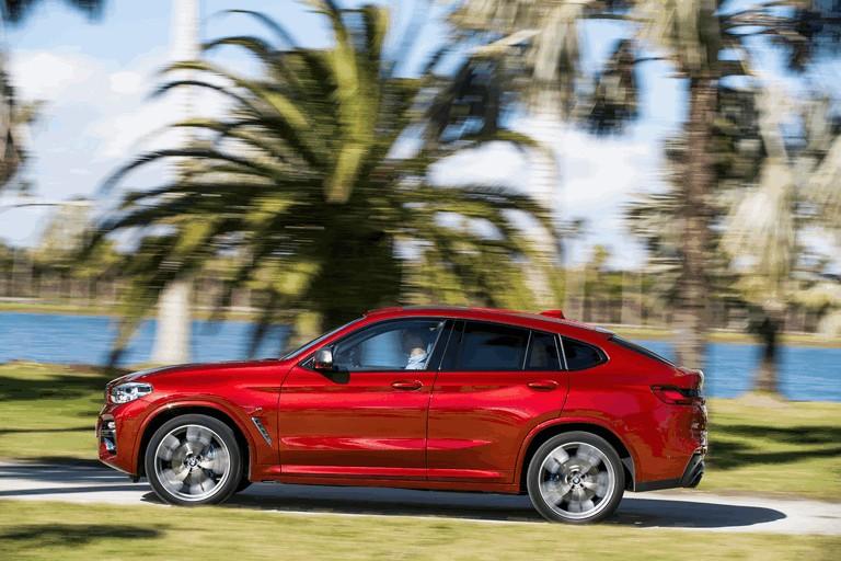 2018 BMW X4 - USA version 489825