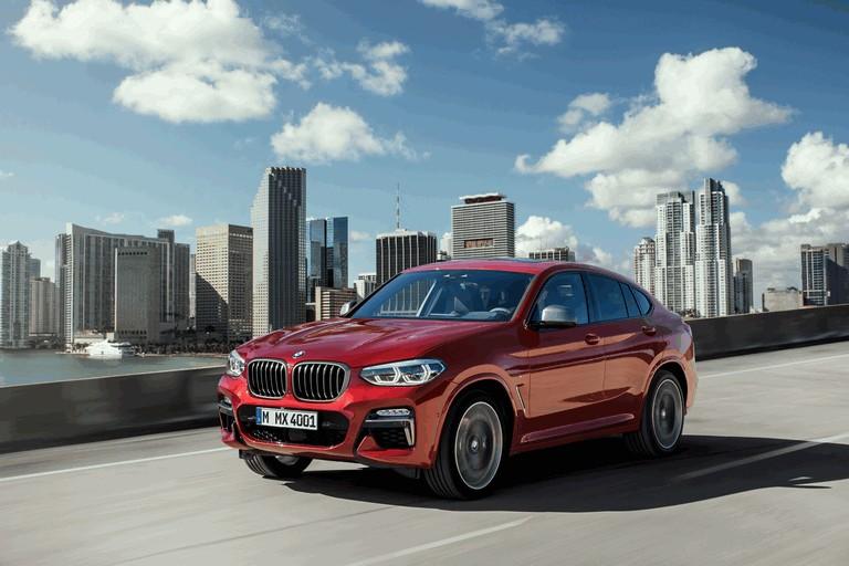 2018 BMW X4 - USA version 489826