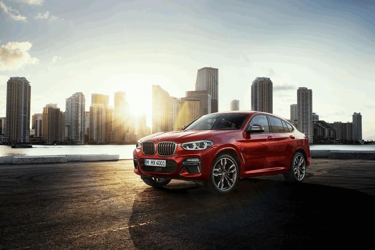 2018 BMW X4 - USA version 489827