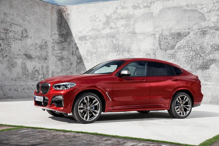 2018 BMW X4 - USA version 489829
