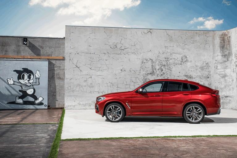 2018 BMW X4 - USA version 489831