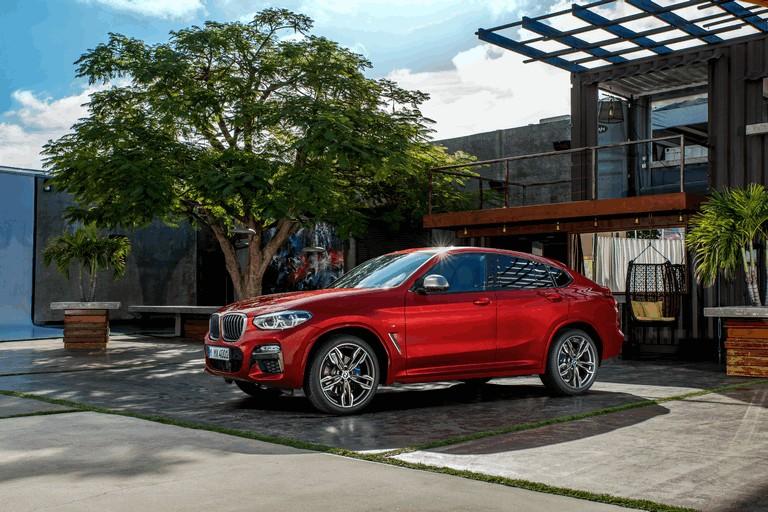 2018 BMW X4 - USA version 489832