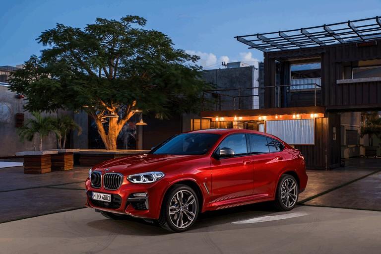 2018 BMW X4 - USA version 489833