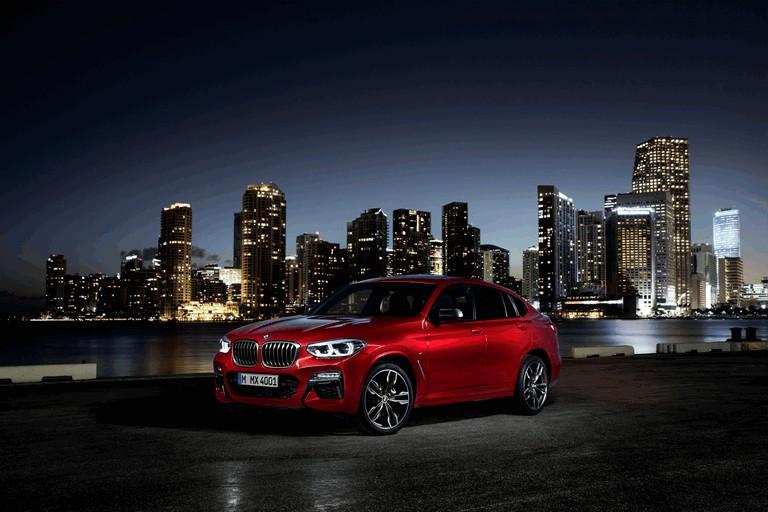 2018 BMW X4 - USA version 489835