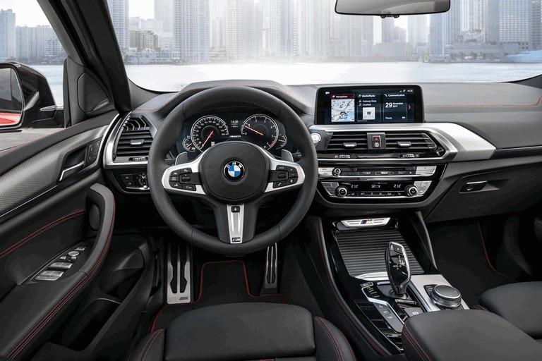2018 BMW X4 - USA version 489838