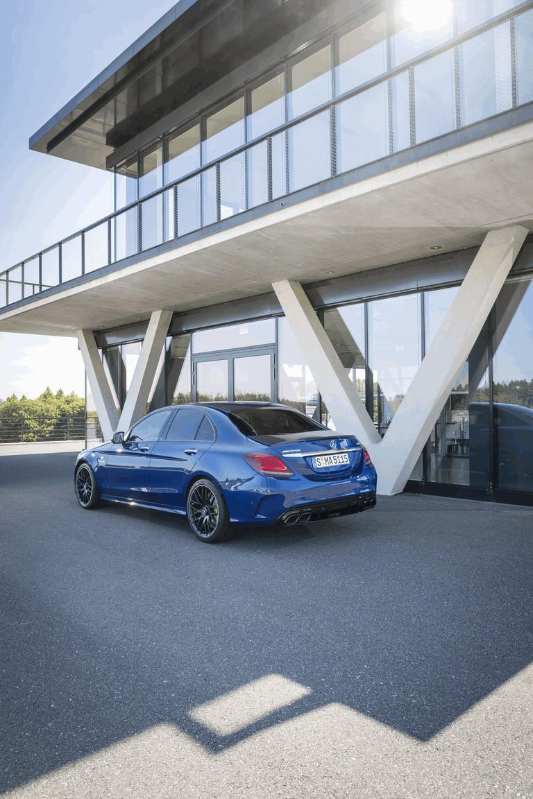 2018 Mercedes-AMG C 63 S sedan 490372