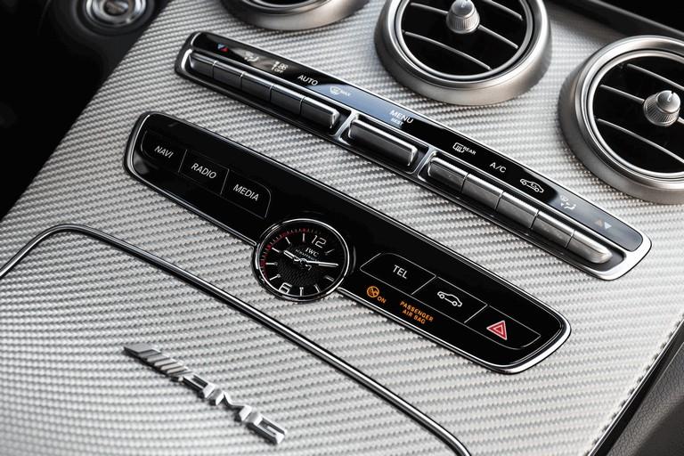 2018 Mercedes-AMG C 63 S sedan 490376