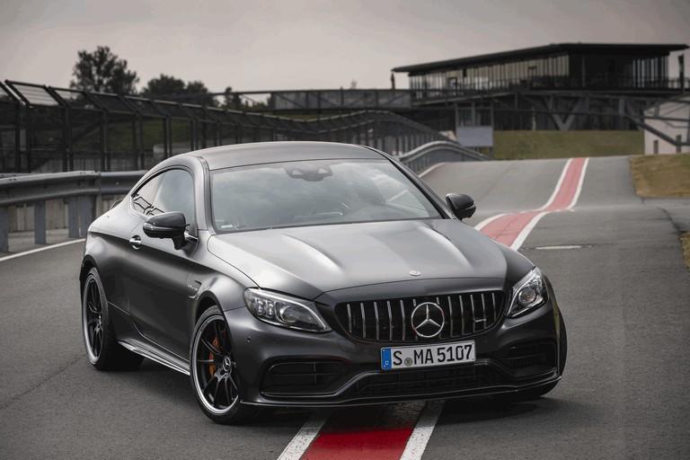2018 Mercedes-AMG C 63 S coupé 490395