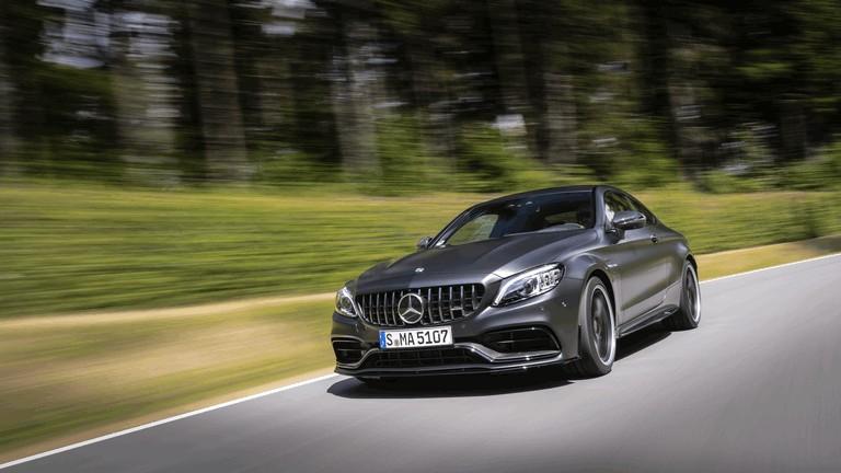 2018 Mercedes-AMG C 63 S coupé 490401