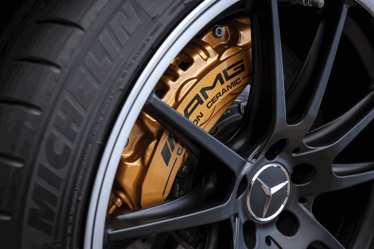 2018 Mercedes-AMG C 63 S coupé 490414