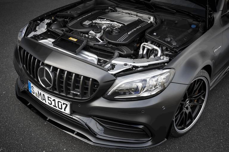 2018 Mercedes-AMG C 63 S coupé 490418