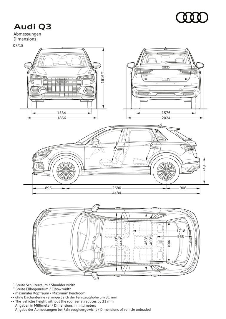 2019 Audi Q3 490508