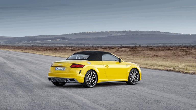 2019 Audi TT roadster 490529