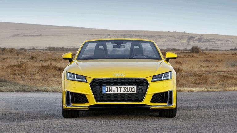 2019 Audi TT roadster 490530