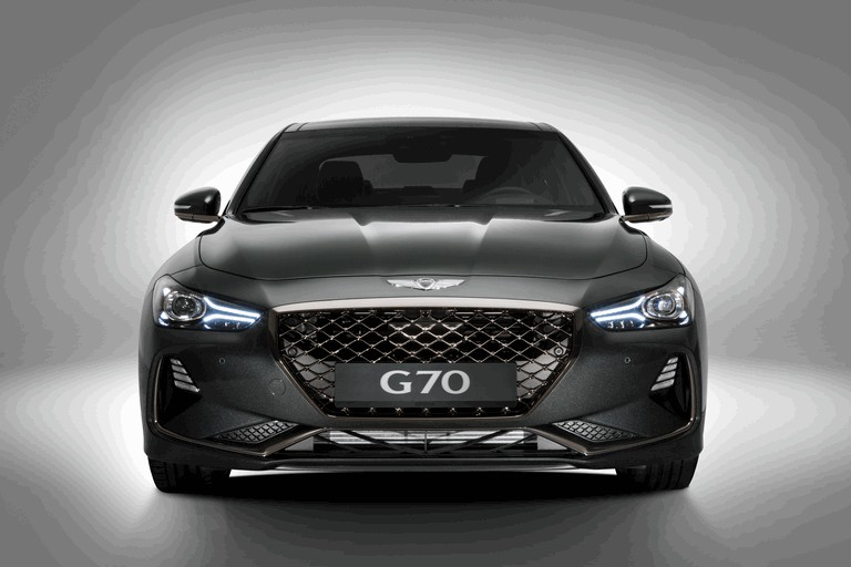 2019 Genesis G70 490690