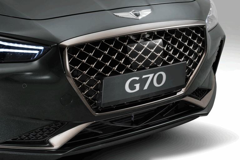 2019 Genesis G70 490691