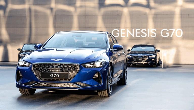 2019 Genesis G70 490737