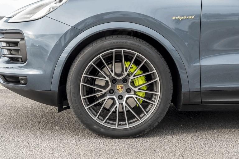 2019 Porsche Cayenne E-hybrid 491407