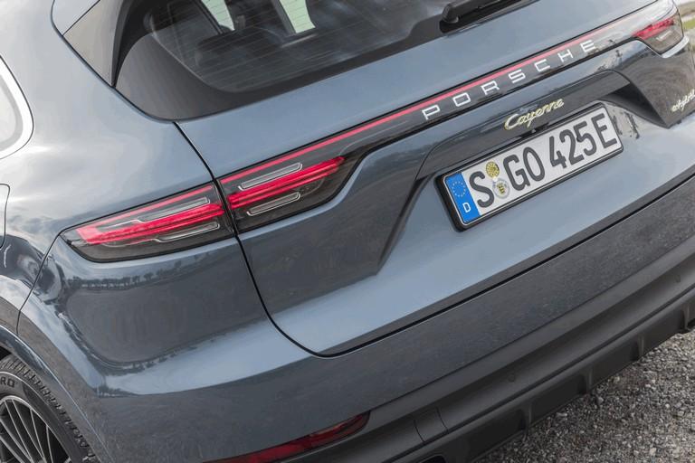 2019 Porsche Cayenne E-hybrid 491409