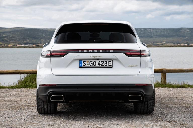 2019 Porsche Cayenne E-hybrid 491446