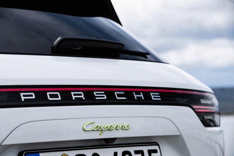 2019 Porsche Cayenne E-hybrid 491458